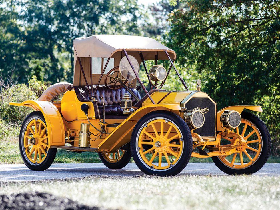 Pullman Model O Roadster 1910