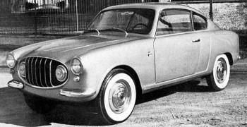 Fiat 1100/100 Coupè, 1954