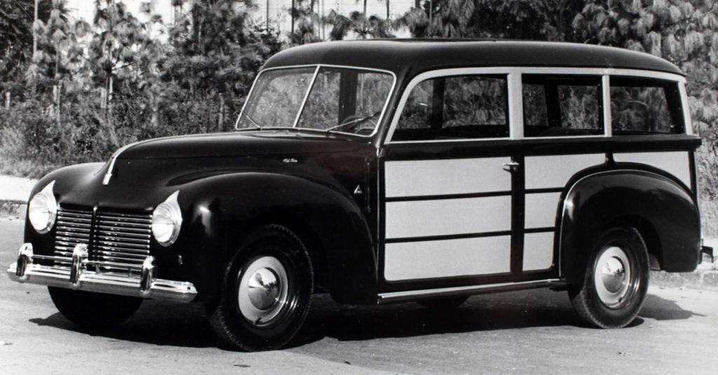 Fiat 1100 BL Carrozzeria Monterosa (1948)