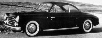 Fiat 1900 Rondine, 1953