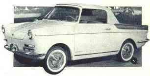 Fiat 500 Spider Carrozzeria Monterosa (1957)