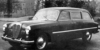 Lancia Aurelia B51 Wagon (191)