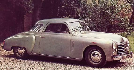 Lancia Aprilia 1500, 1949