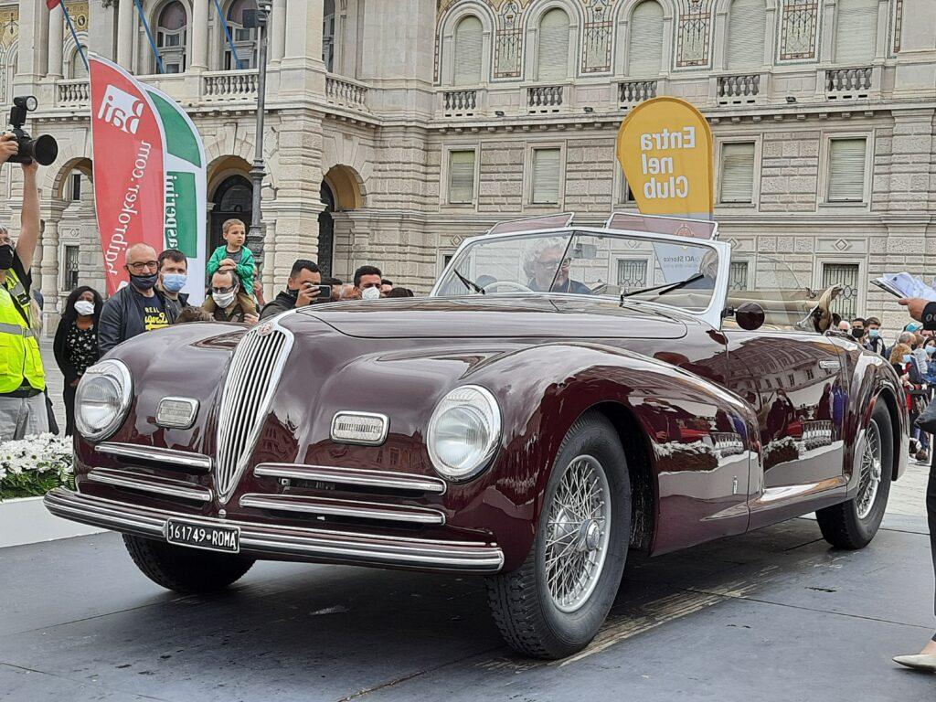 L'Alfa Romeo 6C 2300 MM del 1938 vincitrice del Best Of Show 2021